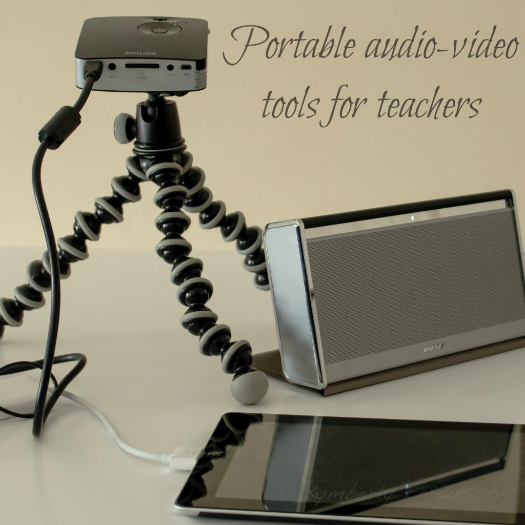 A traveling teachers toolkit